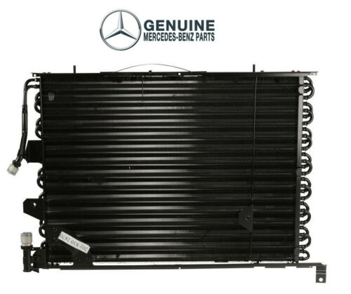 For Mercedes W201 190E 2.3 L4 1991-1993 A//C Condenser Genuine 2018302970