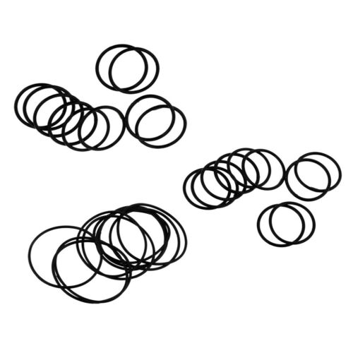 10Pcs Rubber Seal O Ring Conditioning Gasket Washer Flashlight Accessories