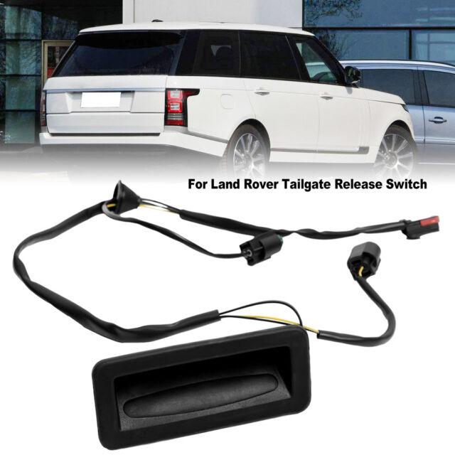 Tailgate Release Switch LR020997 Rear Boot Tailgate for Land Rover Freelander 2 Range Rover Sport
