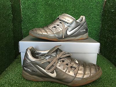 NIKE AIR MAX TOTAL 365 III SILVER INDOOR TRAINERS SIZE 9 8 42,5 | eBay