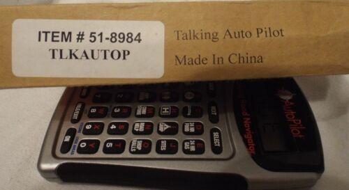 AAA Auto Pilot Handheld Talking Road Navigator NEW IN THE BOX Electronics Car
