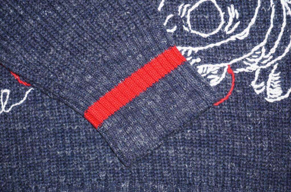 DIESEL Kirby Nero Cardigan Cardigan Cardigan Taglia L 100% AUTENTICO 85b86a