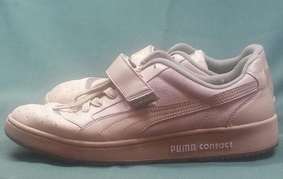 Puma Sky II Men's 2+ Lowtop Contact tan Men's II SZ 10.5 db15fd