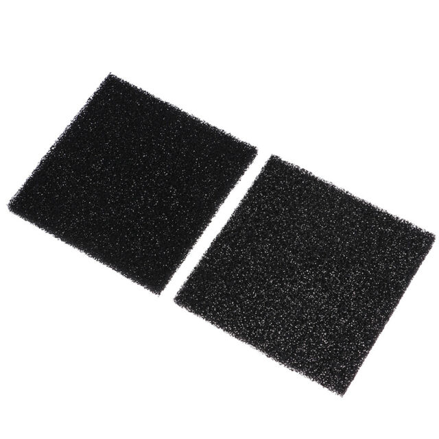 Activated carbon filter sponge solder smoke absorber ESD fume/' extractor 13x1`FR