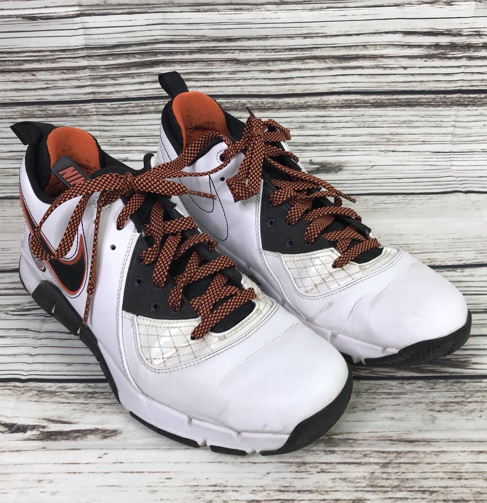 Nike zoom - mvp-steve nash pop - edition orange Weiß schwarz orange edition blaze 354189-101 schuhe b0ba56