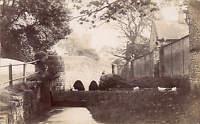 Thornton Dale photo. Bridge & Stream by T. Wardill, Photo., Thornton Dale.