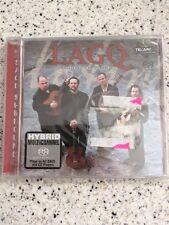 SACD Los Angeles Guitar Quartet LAGQ - Latin neu mint!