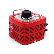 30map 3000va Variac Ac Transformer Variable Ac Voltage Regulator Metered 0 130v