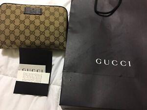 fc33f6467044 NWT Authentic Gucci GG Waist Belt Fanny Pack Cross Body Bag | eBay