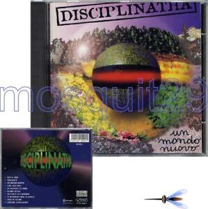 DISCIPLINATHA-034-UN-MONDO-NUOVO-034-RARO-CD-SIGILLATO-FRANCO-BATTIATO