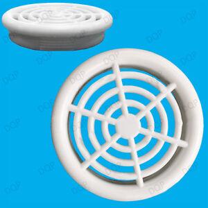 4x-White-Vivarium-Reptile-Push-Fit-Round-48mm-Air-Vents-44mm-Hole-Ventilation