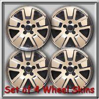 4 Chrome 16 Wheel Skins Hubcaps 2012 Jeep Liberty Chrome Wheel Covers