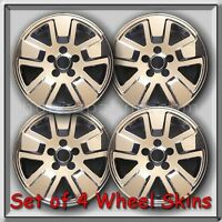 4 Chrome 16 Wheel Skins Hubcaps 2012 Jeep Liberty Chrome Wheel Covers