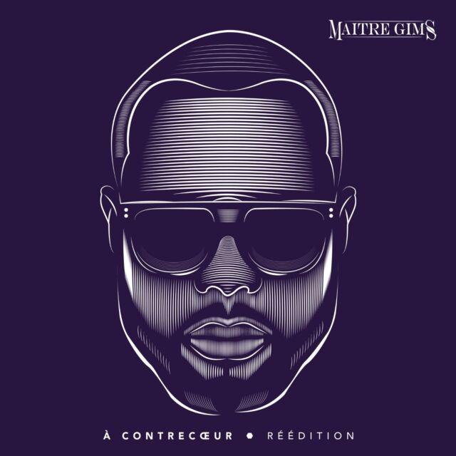 MAÎTRE GIMS - A CONTRECOEUR (RÉÉDITION)   CD NEW