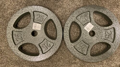 or 2.5lbs Sets FREE SHIP CAP Standard Weight Plate Sets Of 25lbs 10lbs 5lbs