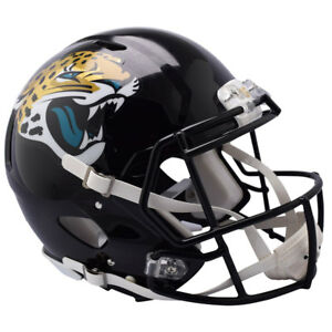 JACKSONVILLE-JAGUARS-RIDDELL-NFL-FULL-SIZE-AUTHENTIC-SPEED-FOOTBALL-HELMET