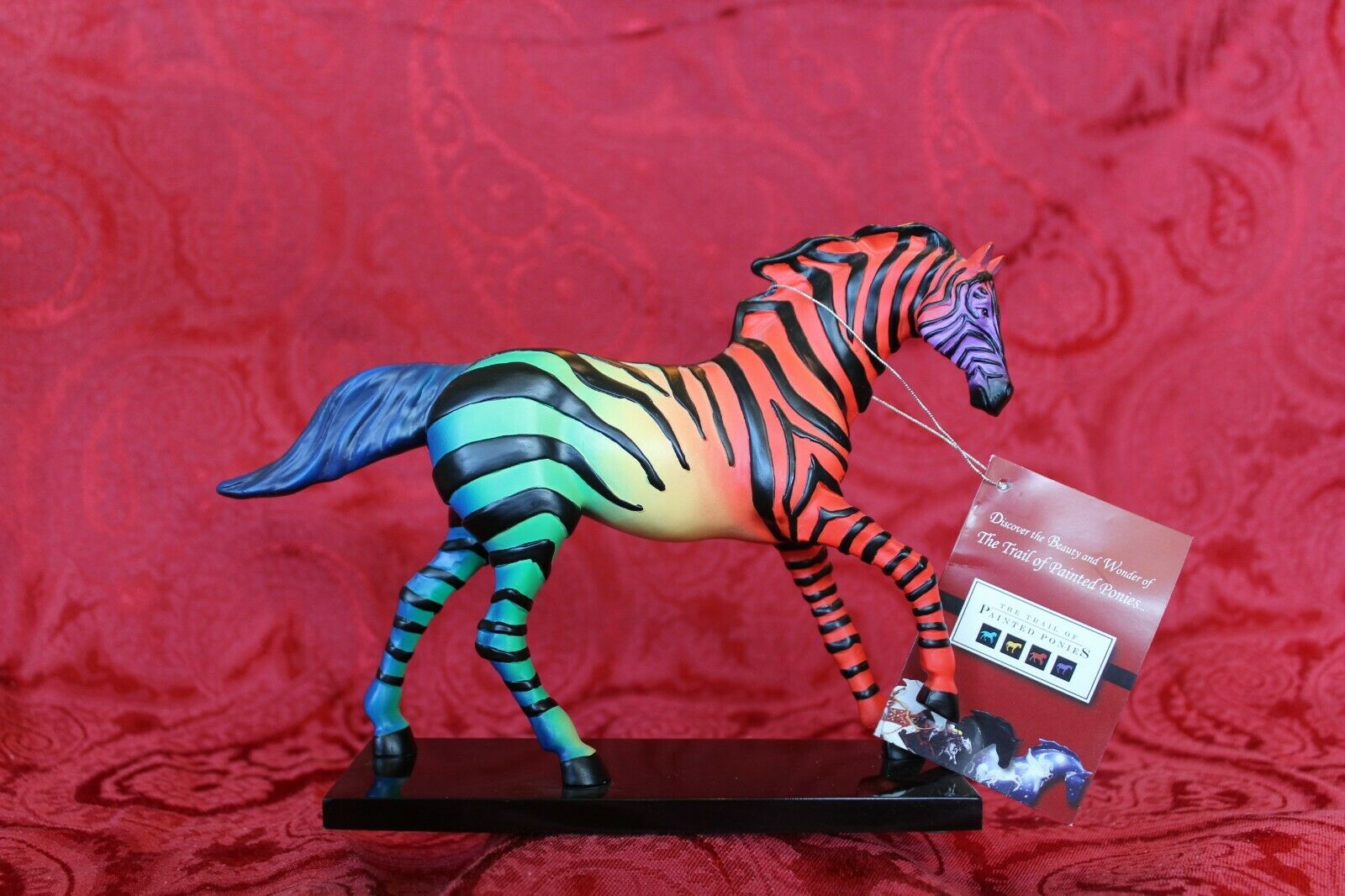Zorse For Sale >> Zorse Hiding In Plain Sight Trail Of Painted Ponies 2009 12291 1e 1182