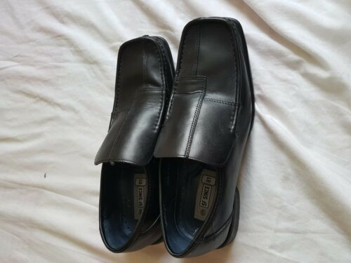 Sf Taille Slip On Hommes Noir 9 Shoes q8WnHzO6UO