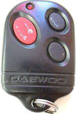Daewoo Lanos keyless entry remote fob clicker  controller transmitter keyfob OEM