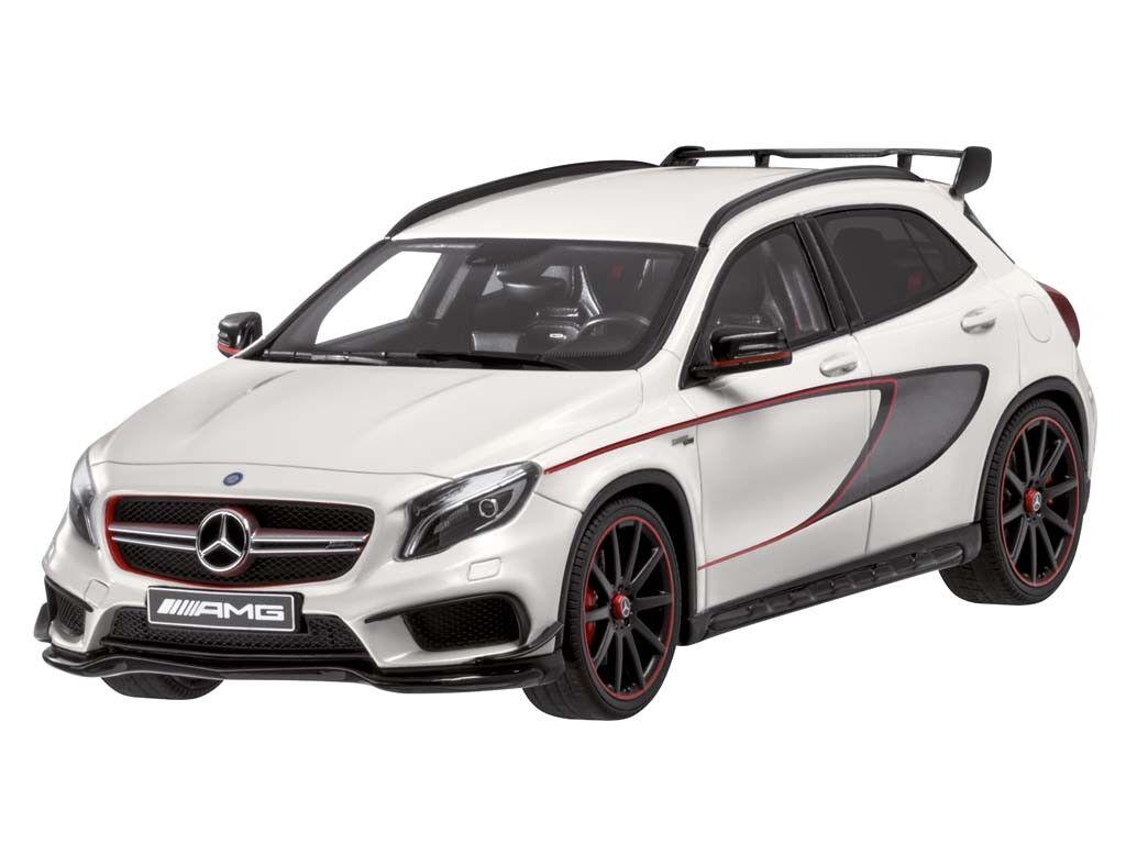 Orig. Mercedes-Benz Modellauto GLA 45 AMG X156 1 18 GT Spirit LIMITED EDITION    Deutschland