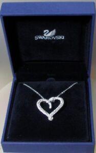 Swarovski silver crystal hypnotic pendant 1020909 mint in box ebay image is loading swarovski silver crystal 034 hypnotic pendant 034 1020909 mozeypictures Choice Image