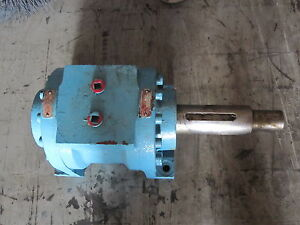 6-6-2-V-OIL ROTAC HYDRAULIC ROTARY ACTUATOR MAX PRESS 1000 PSI