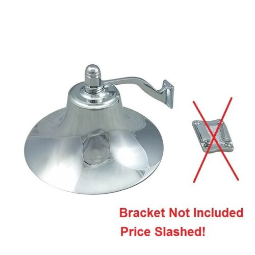 """Chrome Plated Brass 6/"""" Bell /""""Price Slashed/"""" 1792BC-WW"""