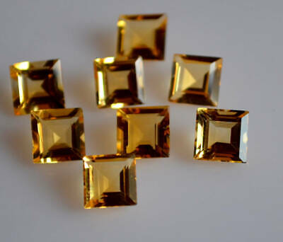Details about  /3x5 mm AAA Natural Citrine Oval Cut Faceted Loose Gemstone