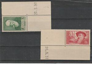 FRANCOBOLLI-1937-FRANCIA-PRO-INTELLETUALI-2-VALORI-MNH-E-1606