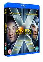 X-Men: First Class - Blu-ray