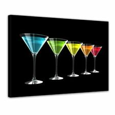 Cocktails II Leinwandbild