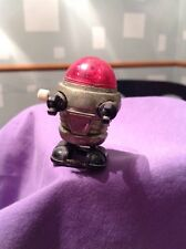Vintage 1977 Tomy Wind Up Robot  Hong Kong Work!