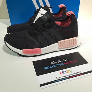 4f8ec45f4 ADIDAS NMD R1 US UK 4 4.5 5 5.5 6 6.5 7 7.5 8 8.5 9 9.5 PEACH PINK ...