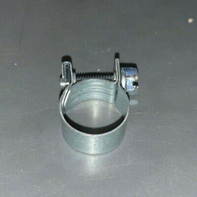 10 Pack Breeze FI4PB Mini G Fuel Injection Hose Clamp Effective Diameter Range 11mm - 13mm 13//32-31//64 for 1//4 Hose