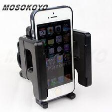 Adjustable Cell Phone Holder Handlebar Mount Motorcycle GPS PDA MP3 Ipod Iphone