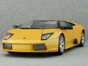 LAMBORGHINI Murcielago Roadster - yellowmetallic - Bburago 1:18