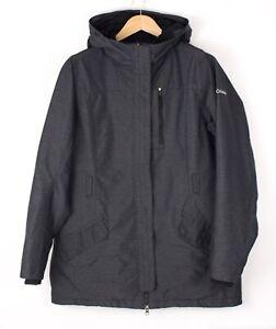 Columbia Damen Omni-Wärme Wasserfeste Jacke Mantel Größe L BCZ333