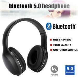 ONIKUMA-B2-Foldable-Bluetooth-5-0-Headsets-Wireless-Sports-Stereo-Headphones