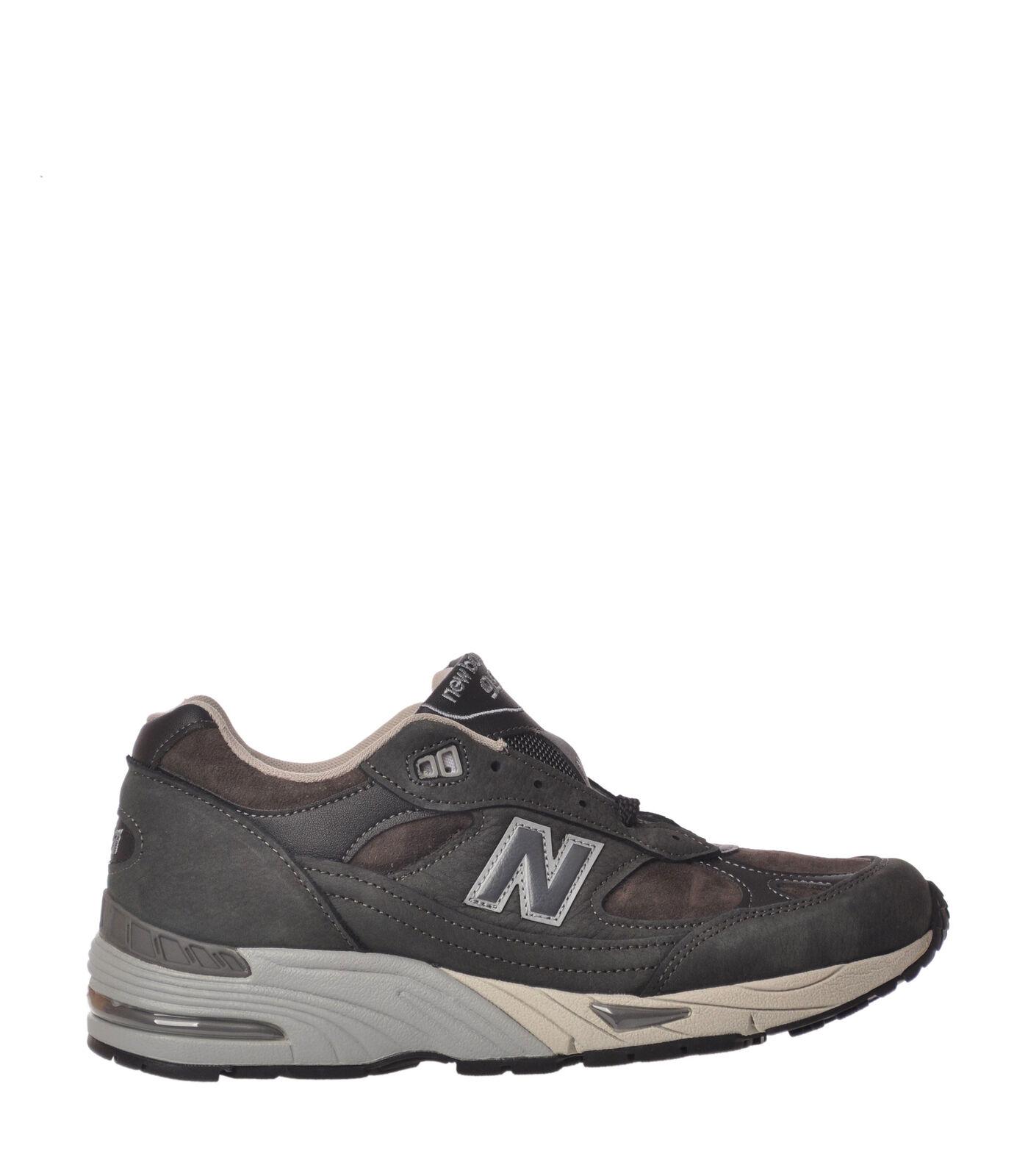 New Balance - shoes-Lace Up - Man - Grey - 4031506C190556