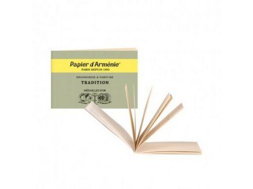 Off paper paper d/' Arménie