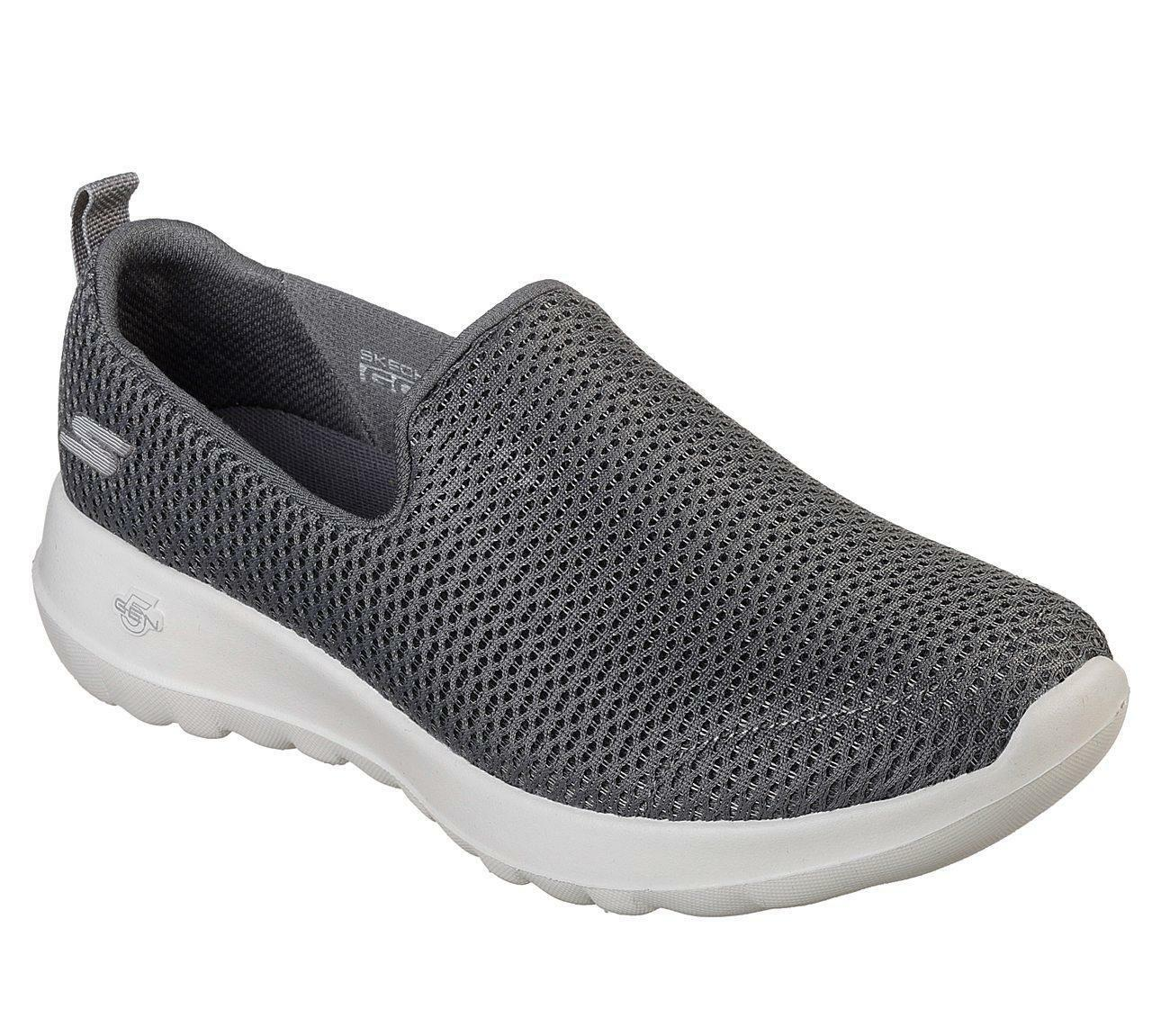 Womens Skechers Go Walk Trainer Pump Pump Pump Casual Memory Foam Slip On shoes 96a19d