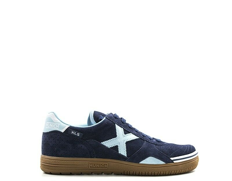 Zapatos munich hombre azul azzurro g3.5xls2s