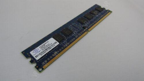 Dell 512MB PC2-4200 DDR2-533MHz Non-ECC CL4 240pin Dimm Memory F6761 0F6761