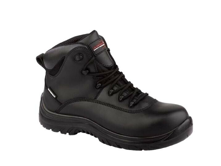 ARMA A14 Raptor S3 Midsole/Toe Waterproof Safety Work Boots Sizes 7
