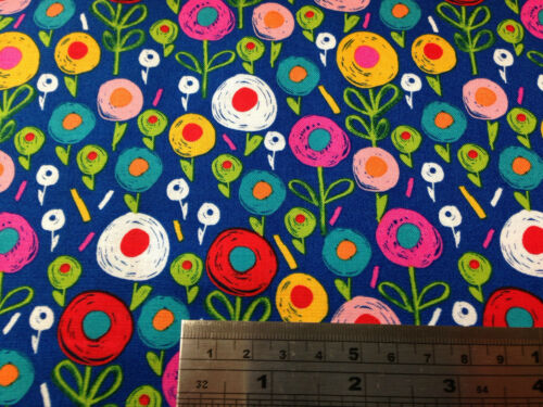 Dashwood Studio Wendy Kendall Secret Garden Cotton Fat 1//4 50x56cm M 100x112cm