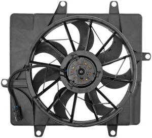 Engine-Cooling-Fan-Assembly-Dorman-fits-01-08-Chrysler-PT-Cruiser-2-4L-L4