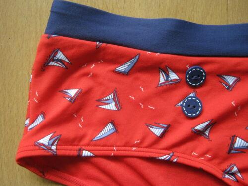 LA SENZA BIKINI BOTTOMS Boy Short RED /& BLUE Sizes UK 10 /& 12 RRP £14 BNWT