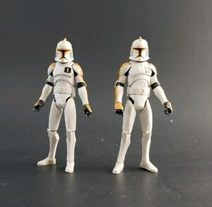 STAR WARS CLONE WARS 212TH TROOPER BLUE MISSILE FOR JET-PACK FOR 3.75 INCH