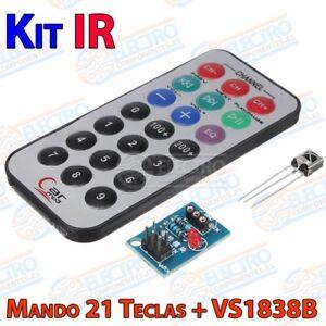 Kit-modulo-IR-con-mando-distancia-Infrarrojo-control-remoto-Arduino-VS1838