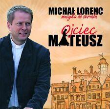 CD MICHAŁ LORENC Ojciec Mateusz muzyka do serialu * Soundtracks